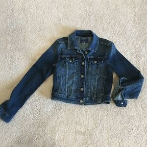 JUST USA Dark Wash Denim Jacket